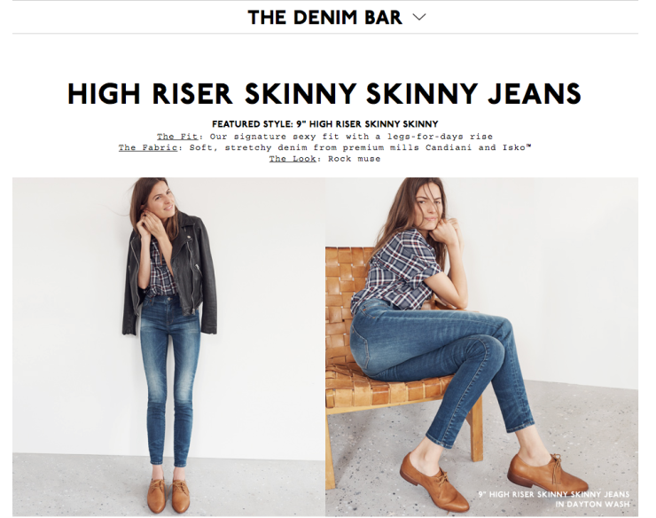 Denim Bar